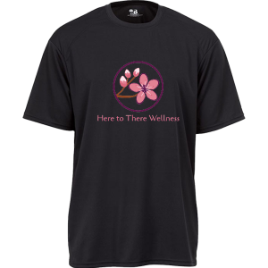 A T-Shirt with the HTW logo printed on the front