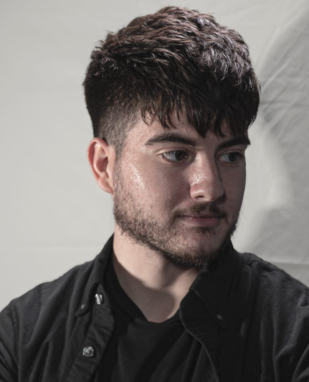 Profile Shot of Kyle